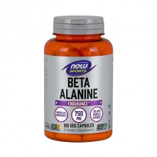 Beta Alanine, 750mg (120kap)