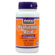 Hyaluronic Acid (60kap)