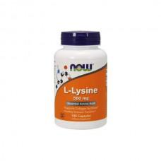 L-Lysine 500mg (100kap)