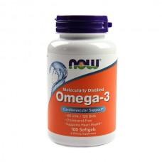 Omega-3, 1000mg (100kap)
