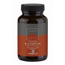 B kompleks sa vitaminom C (50kap)