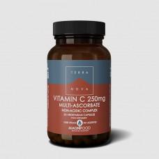 Vitamin C 250mg (50kap)